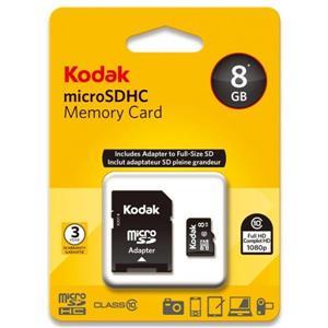 Kodak UHS-I U1 MicroSDHC 8GB